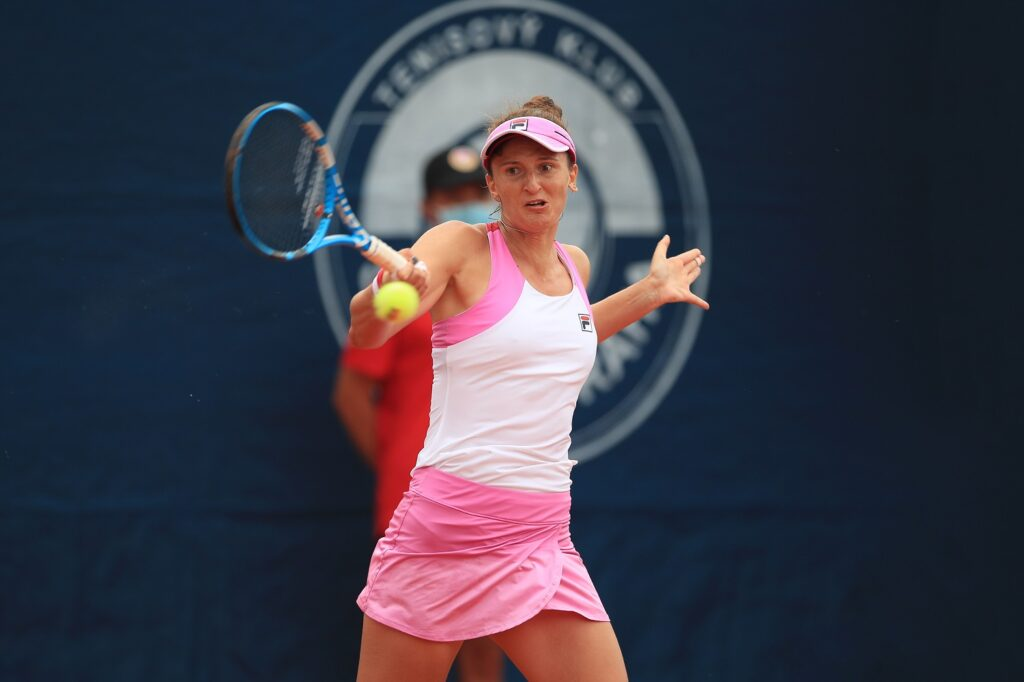 Begu - Wta Prague Open 2020